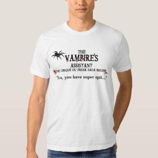 """Sí, usted tiene escupitajo estupendo… "" Camisetas"