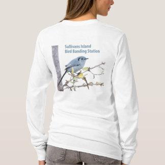 SIBBS - Estación de las bandas del pájaro de la Camiseta
