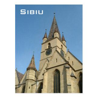 Sibiu Postales