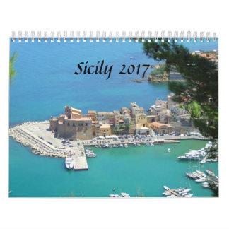 Sicilia 2017 calendario