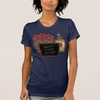 Sidra de Apple Camisetas