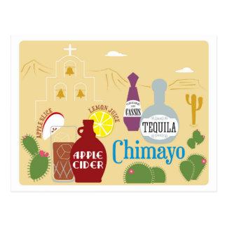 Sidra de Chimayo y cóctel del Tequila Postal