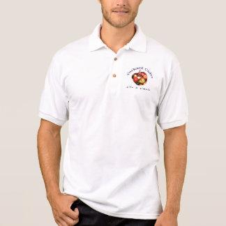 Sidra de Torkard Polo Camiseta