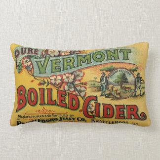 Sidra hervida jalea de Brattleboro de Vermont Almohadas