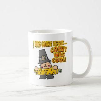 Siendo sensiblero taza de café