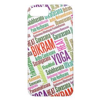 Sienta el Asanas del calor de Bikram del Funda iPhone 7