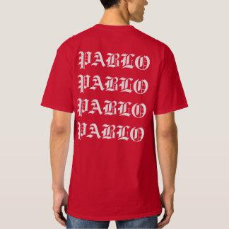 Siento como la camiseta de Pablo