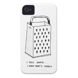 Siento la rejilla funda para iPhone 4 de Case-Mate