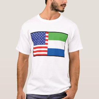 Sierra Leone de los E.E.U.U. Camiseta