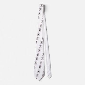 Siete años corbata personalizada