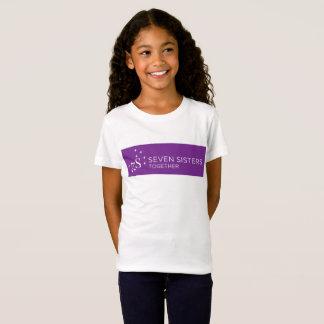 Siete chicas de las hermanas junto sin embargo… camiseta