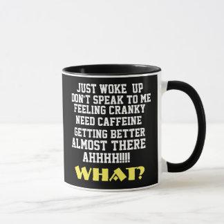Siete etapas a la taza de café de la vigilancia
