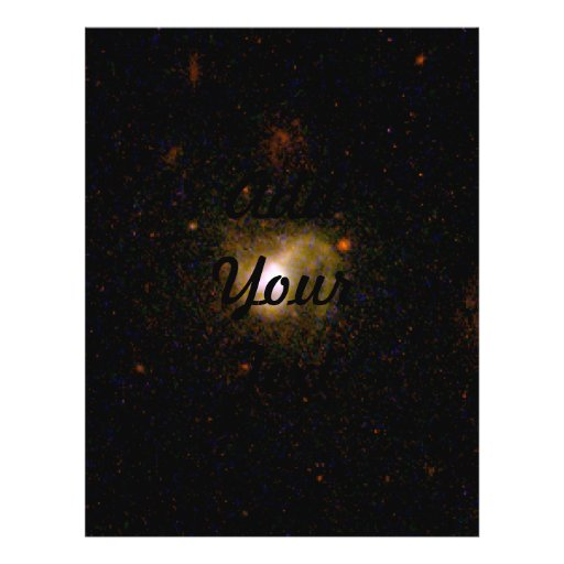 SÍFILIS 186 - Una galaxia minúscula Tarjetas Informativas
