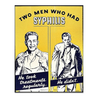 Sífilis Tarjetón