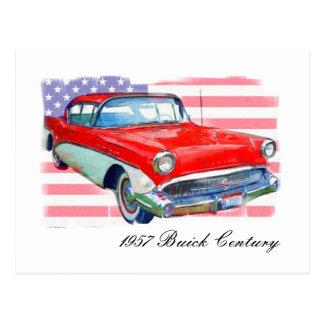 Siglo 1957 de Buick Postal