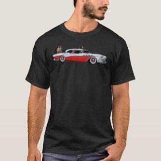 Siglo 1957 de Buick Riviera Camiseta