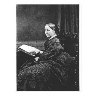 Siglo XIX de Elizabeth Cleghorn Gaskell Postal