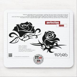 Significados del TT - ROSAS Alfombrilla De Ratón