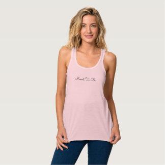 Significó ser camisetas sin mangas rosadas
