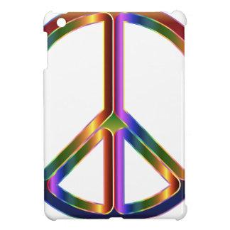Signo de la paz colorido
