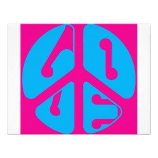 signo de la paz del amor comunicados