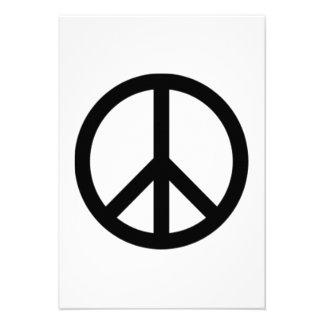 Signo de la paz comunicado personal