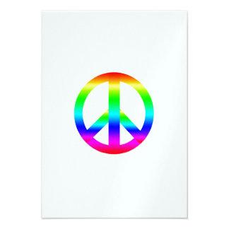 Signo de la paz comunicados