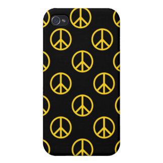 Signo de la paz iPhone 4/4S funda