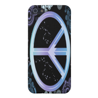 Signo de la paz iPhone 5 cárcasa