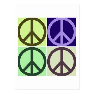 Signo de la paz postal