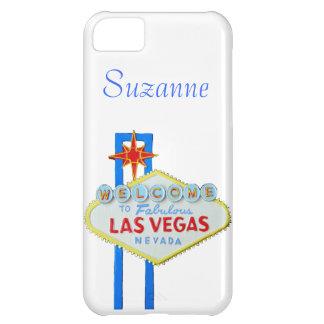 Signo positivo de Las Vegas para los teléfonos móv Funda Para iPhone 5C