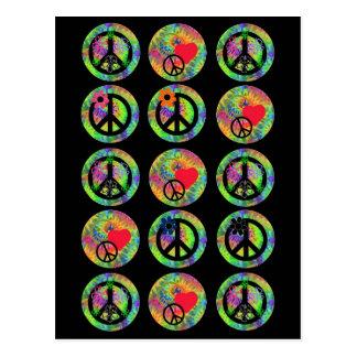 Signos de la paz postal