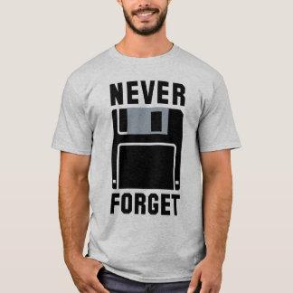 Silicon Valley - nunca olvide (la camisa de