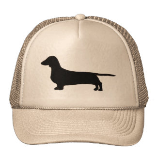 silo black.png del dachshund gorras de camionero