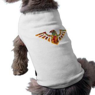 Silueta 13 de la plantilla de Eagle Camisas De Perritos