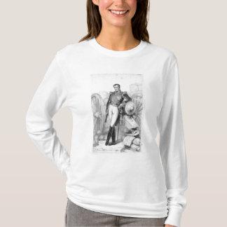 Silvano Charles Valee, cuenta y mariscal Camiseta