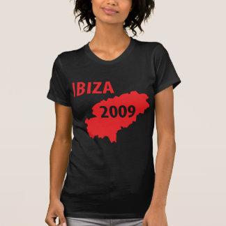 Símbolo 2009 de Ibiza Camisas