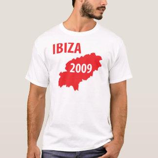 Símbolo 2009 de Ibiza Camiseta