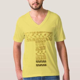 Símbolo antiguo y moderno del TAU Camiseta