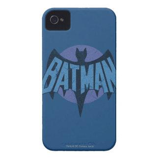 Símbolo apenado vintage del palo Case-Mate iPhone 4 protectores