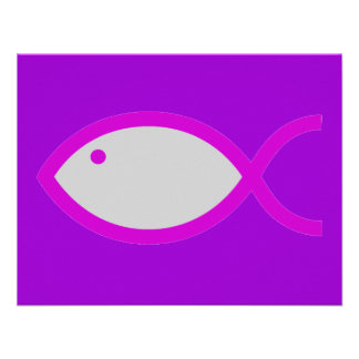 ¡Símbolo cristiano de los pescados - RUIDOSAMENTE Comunicado Personal