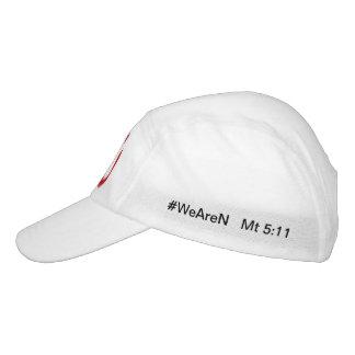 Símbolo cristiano de Nasrani del gorra del deporte