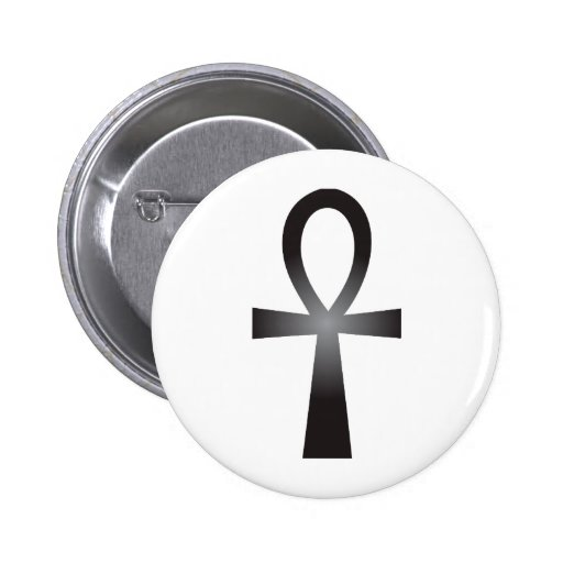 Símbolo de Ankh: Arte del vector: Pin