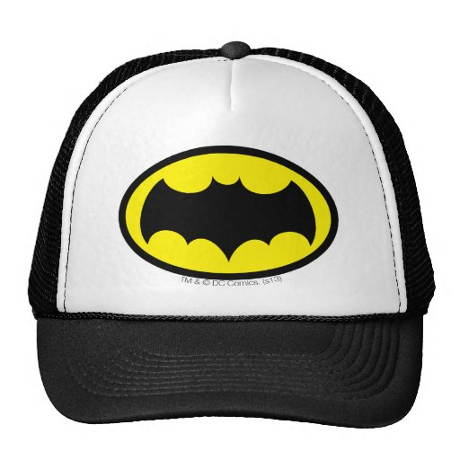 Símbolo de Batman Gorras