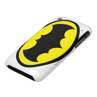 Símbolo de Batman iPhone 3 Case-Mate Cobertura