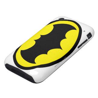 Símbolo de Batman iPhone 3 Tough Funda