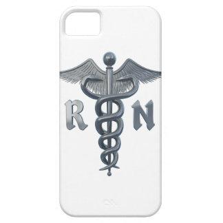 Símbolo de la enfermera registradoa iPhone 5 coberturas