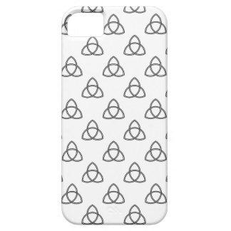 Símbolo de la vejiga de Triquetra iPhone 5 Case-Mate Protectores