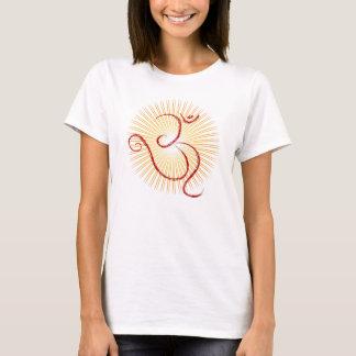 Símbolo de OM - camiseta