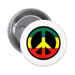 ¡Símbolo de paz para el mundo! Pin